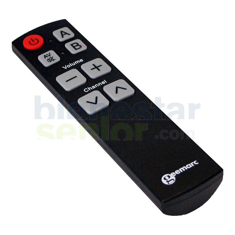Mando Televisor 8 Funciones Básicas - Easy TV-5