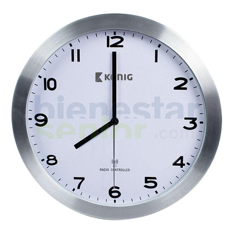 Reloj Pared Hora Automatica