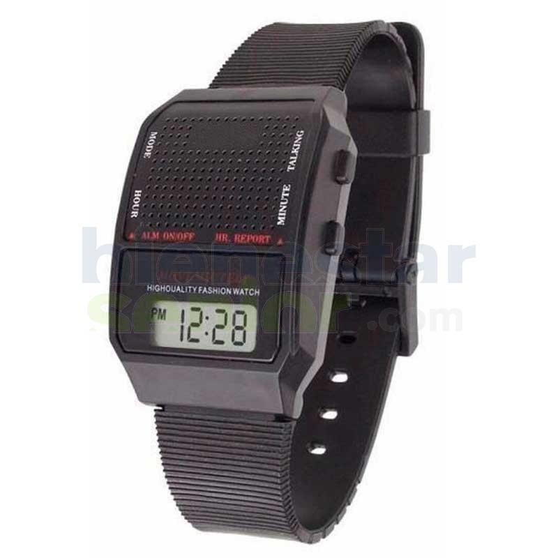 Digital Pulsera De Invidentes Reloj Parlante mw8n0N