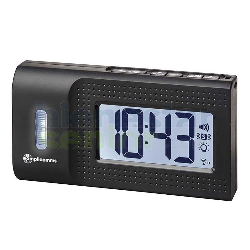 Reloj Despertador Viaje Pequeño
