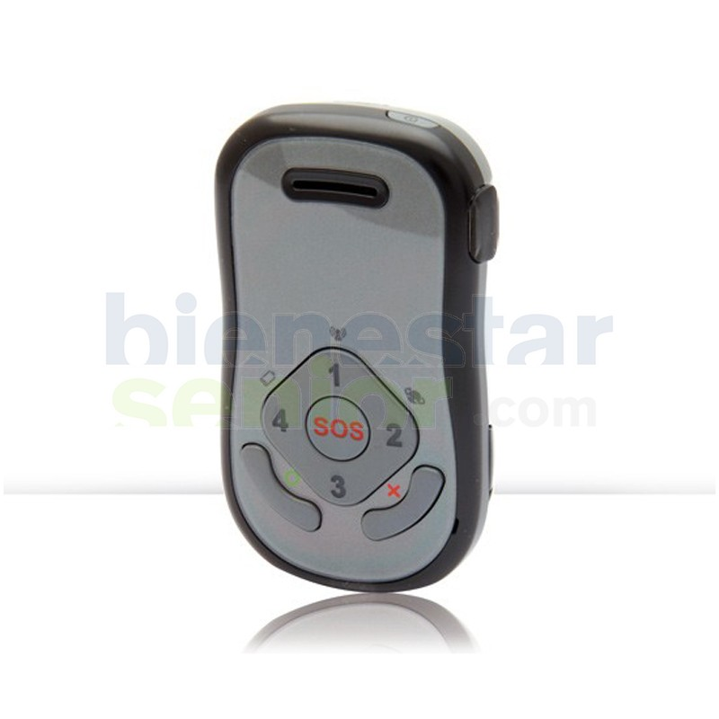 Teléfono-Localizador Simple con GPS