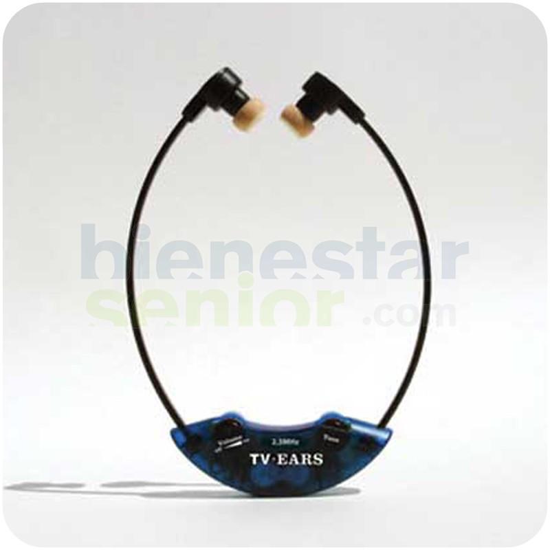 Auricular Auxiliar TV Sonido Amplificado (v. 2.3)