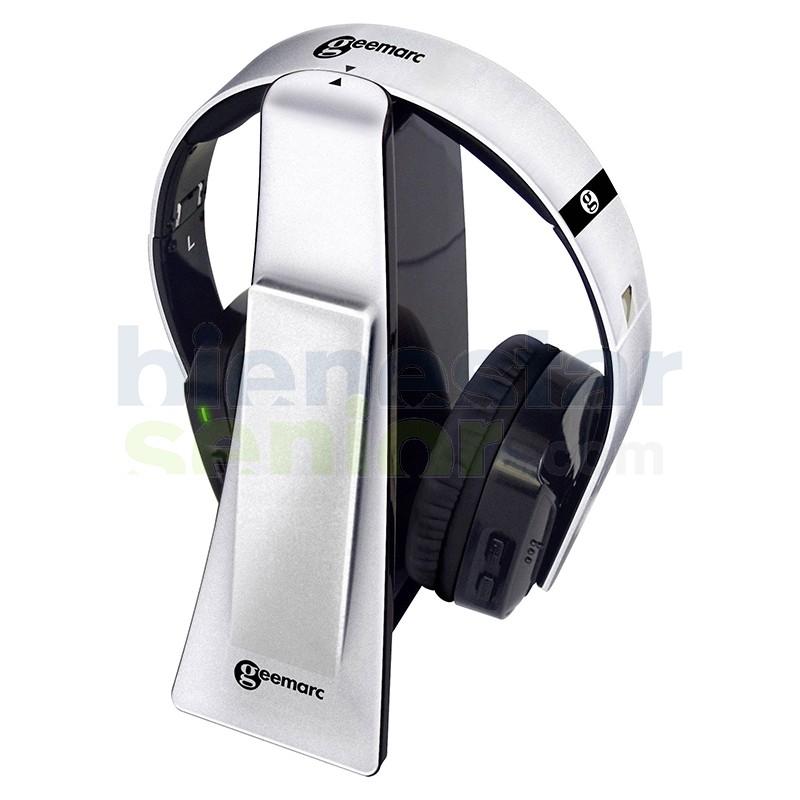 Auriculares TV Sonido Amplificado - CL7400 OPTI