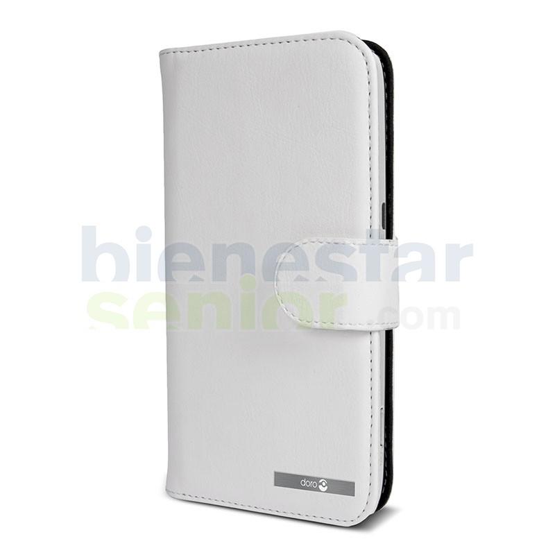 Doro 822/8030/8031 - Funda para Teléfono Móvil -Blanca-