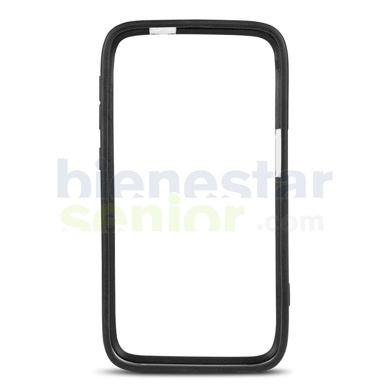 Doro 822/8030/8031 - Bumper para Teléfono Móvil -Negro-
