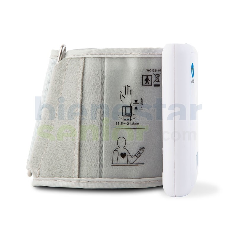 92df56e2c27 Tensiometro Inalambrico de Muñeca Ivy Health   Productos para ...
