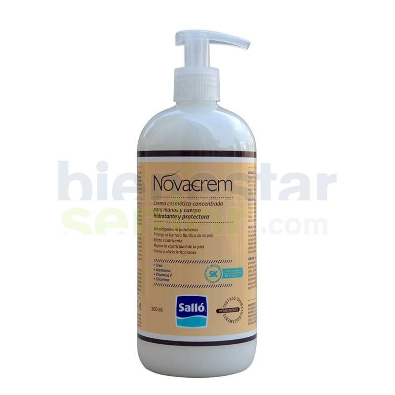 Crema Hidratante Manos y Cuerpo con Alantoina y Urea