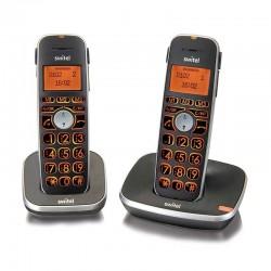 Teléfono Inalámbrico Amplificado DUO