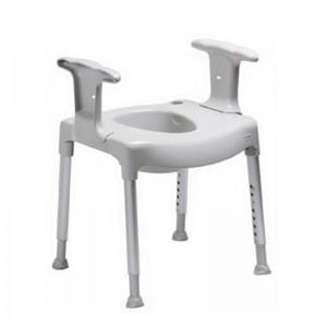Asiento Elevador WC Patas y Brazos