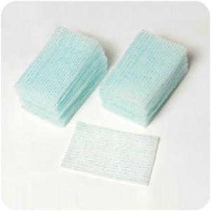 Esponjas Desechables Jabón Espumoso (Caja 35 paquetes)