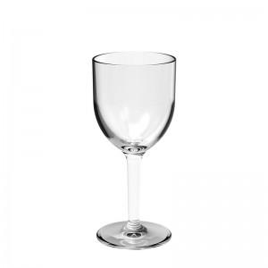 Copa Agua-Vino Irrompible Transparente (6 uds.)