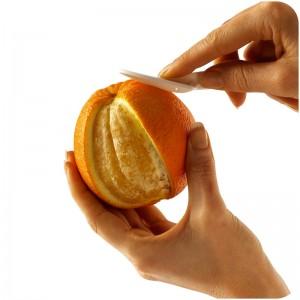 Pelador Naranjas Seguro