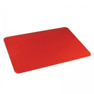 Tapete Antideslizante Grande Rojo