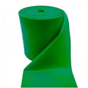 Banda Ejercicio Semi Dura -Verde-