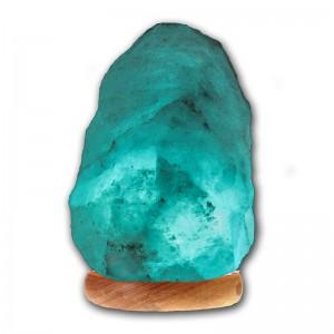 Lampara de Sal del Himalaya -Azul- Descongestionante