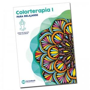 Libro Gimnasia Mental: Colorterapia I 'Relajarse'