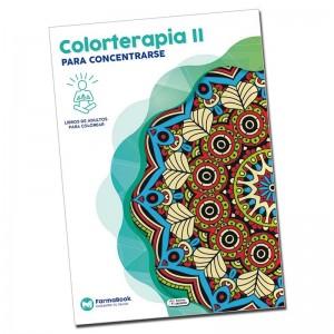 Libro Gimnasia Mental: Colorterapia II 'Concentrarse'