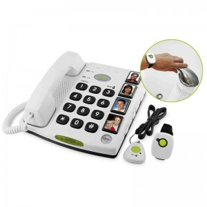 Doro Secure 347 - Teléfono Ideal Emergencias