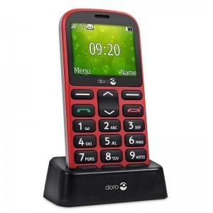 Doro 1361 - Teléfono Móvil Teclas Grandes