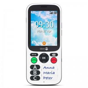 Doro Secure 780x - Teléfono Localización GPS 4G
