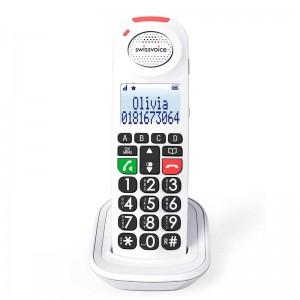Teléfono Inalámbrico Adicional - Swissvoice Xtra 8155