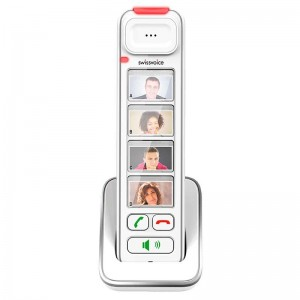 Teléfono Inalámbrico Adicional - Swissvoice Xtra Foto 8155