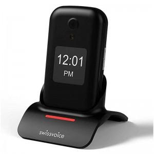 Teléfono Móvil con Tapa - Swissvoice D28