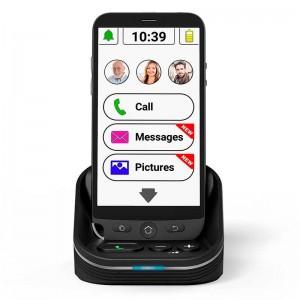 Teléfono Smartphone Base Manos Libres - amplicomms M50
