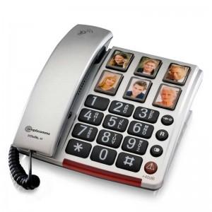 Teléfono Amplificado Fotos - amplicomms BigTel 40