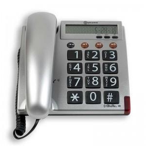 Teléfono Amplificado Teclas Grandes - amplicomms BigTel 48