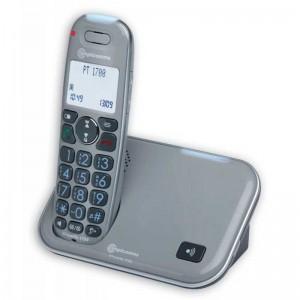 Teléfono Inalámbrico Amplificado - amplicomms PowerTel 2700