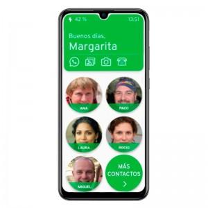 Teléfono Móvil Desatendido Localización y Videollamada