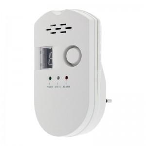 Detector Seguridad Gas