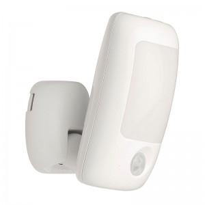 Lámpara Led Sensor Orientable con Pilas