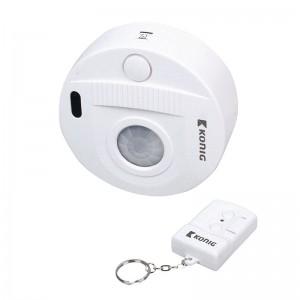 Alarma de Techo con Detector de Movimiento