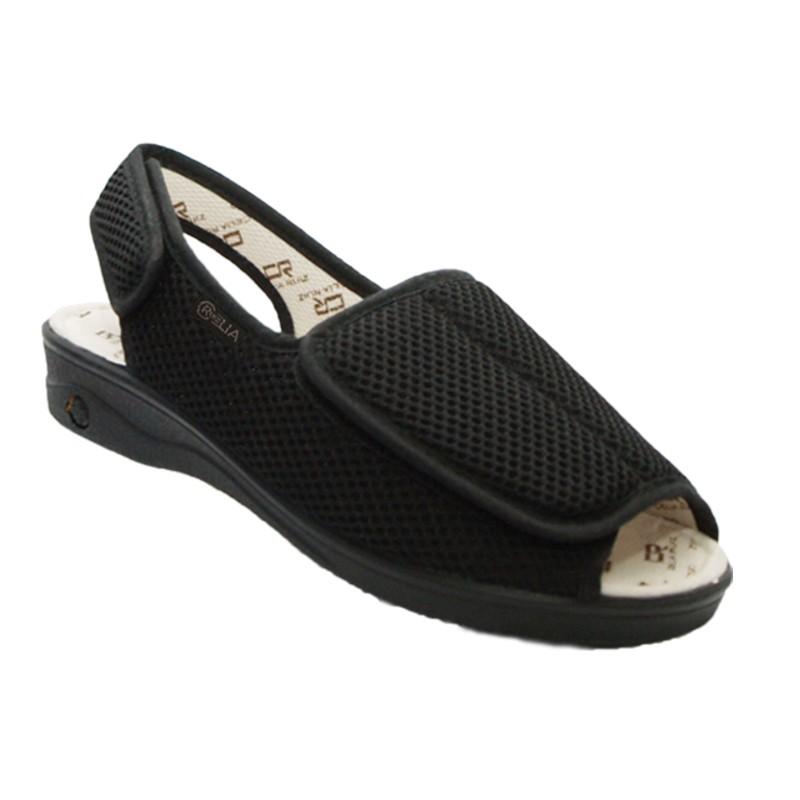 Zapatillas Rejilla Abierta Velcro