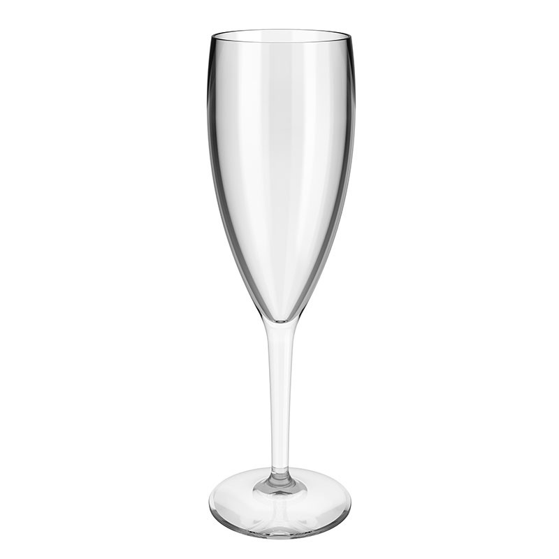 Copa Cava-Champagne Irrompible Transparente (6 uds.)