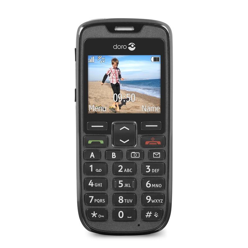 Doro PhoneEasy 515 - Teléfono Móvil Teclas Grandes + Camara