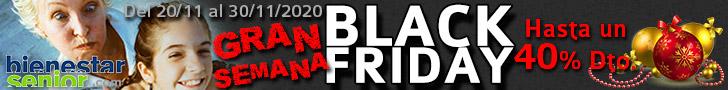 Gran Semana BlackFriday en BienestarSenior.com