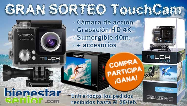 Concurso Regalo TouchCam