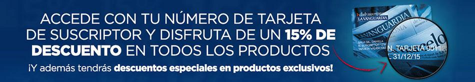 Suscriptores La Vanguardia