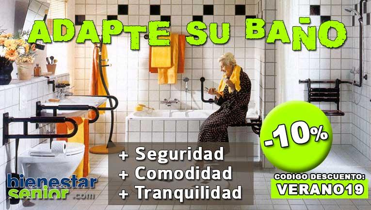 Adapte su baño