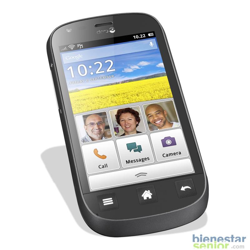 La Opción Más «inteligente» En Telefonía Móvil Para La Tercera Edad