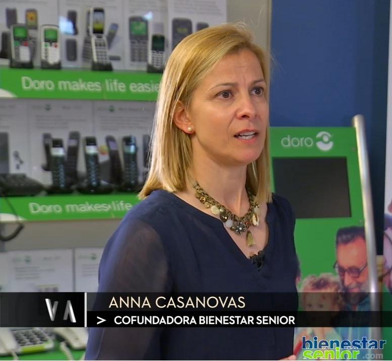 """Bienestar Senior En El Programa """"Valor Afegit"""" De TV3"""