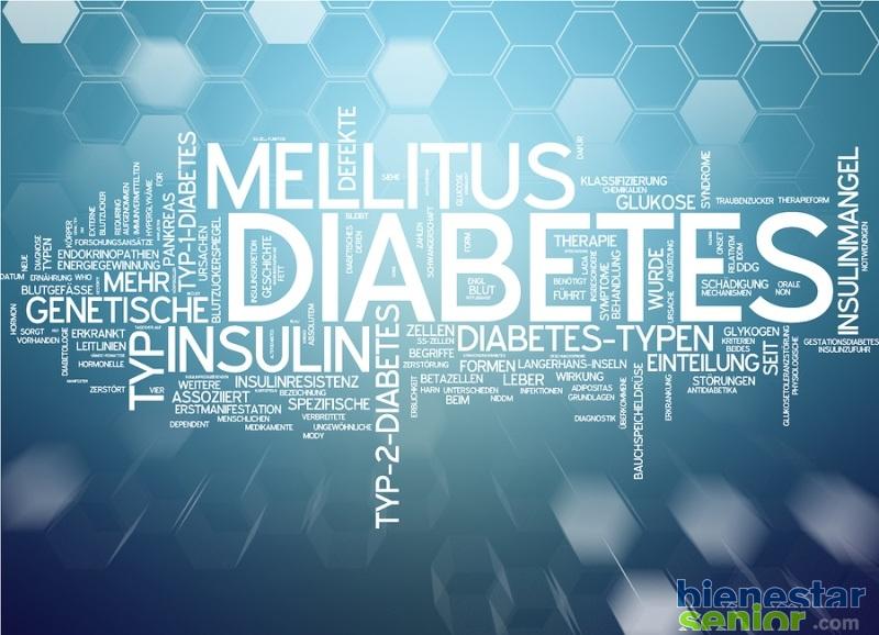 1/3 De Las Persones Mayores Tiene Diabetis