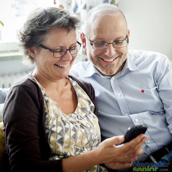 Teléfonos Móviles Para La Tercera Edad